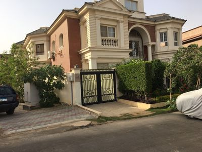 Photo for Sunny & classy appt. New Cairo, 2 Master BR's. Safe quite residential area