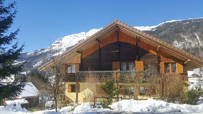 Photo for Chalet Picaillons: Apartment 4-6 people