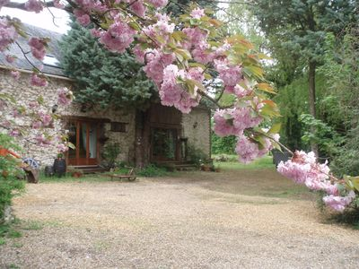 Photo for Spacious converted Barn - fully equiped  - family friendly Gite sleeps 6 (Rose)