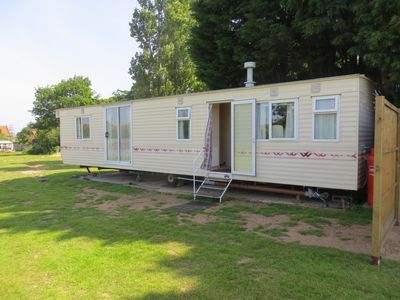 Photo for Cricket mobile home - Two Bedroom Chalet, Sleeps 4