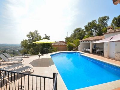 Photo for Villa with Private Pool and Great Views