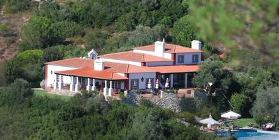 Photo for 5BR Country House / Chateau Vacation Rental in Vila Nogueira de Azeitão, Region Lissabon - Tal des Tejo