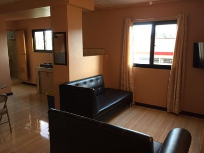 Complete apartment for your family!