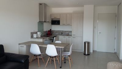 Photo for Modern air-conditioned apartment with terrace
