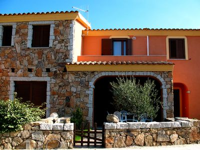 Photo for San Teodoro holiday home next to La cinta beach, sleeps 5.