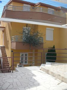 Photo for Apartment in Mali Rat (Omiš), capacity 6+0