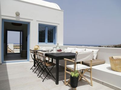 Photo for Apartment Vinsanto in Oia - 5 persons, 2 bedrooms