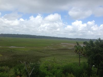 Awesome Marsh view!