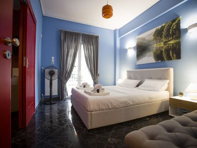 Photo for Central, cozy and renovated in the heart of Pireas