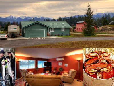Photo for Casa Habanero gateway to Sequim/Olympic Peninsula. Entire home up to 6 guests