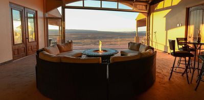 Photo for Oasis on the Rim Suites Overlook the Dam, Golf Course and the Vermillion Cliffs.