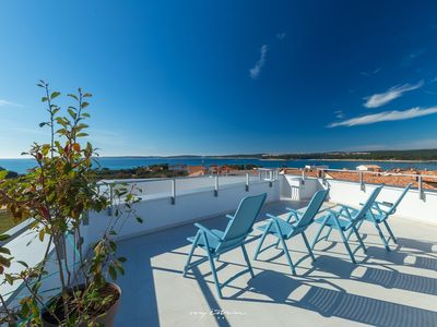 Photo for Modern villa very close to the sea in Medulin