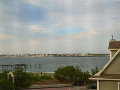 View of Brigantine Island from 3rd Story. Room has 360 degree views.