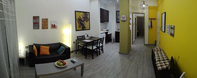 Photo for Modern & Smart apartment, Athens