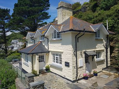 Photo for Special House, Special View, Tycara, Polperro