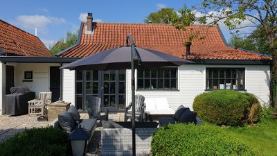 Photo for Great detached house close to Amsterdam