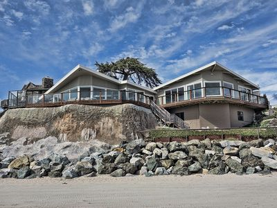 Photo for Beachfront Captain's Quarters!