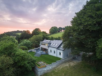 Photo for Luxury house with beautiful views in West Wales Cardiganshire/Pembrokeshire