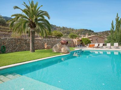 Photo for Finca Ca's Vellaco (042102) - Country house for 8 people in Mancor de la Vall