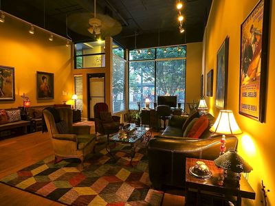 Heart Of Downtown on Main St---Luxurious 2-Story, 2-Bdrm Condo
