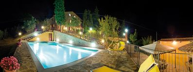"""Photo for """"Sasso Blu"""" country house with swimming pool"""