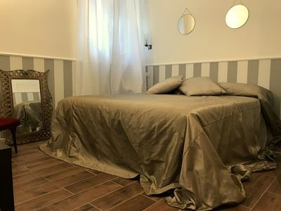 Photo for Luxury Design-Apart in the heart of Rome, few steps from Trastevere Station