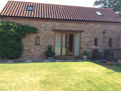Photo for Luxury accommodation in the old village of Aston