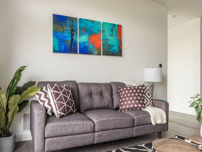 Photo for 2BR Apartment Vacation Rental in Columbus, Ohio