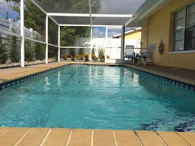 Photo for Your Tropical Paradise with heated pool