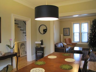 Photo for SOUTH END, Gorgeous Renovated Heritage Home
