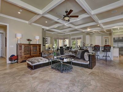 Photo for Luxurious Oasis 5BR/4B Home Close to Downtown Mar 9 -18 SXSW