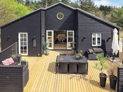 Photo for Vacation home Blokhus in Blokhus - 6 persons, 4 bedrooms