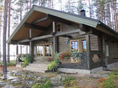 Photo for Vacation home Hamppulahti in Kuhmo - 6 persons, 2 bedrooms