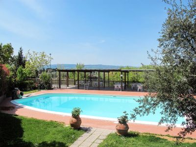 Photo for Gorgognano Holiday Home, Sleeps 4 with Pool, Air Con and Free WiFi