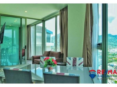 Photo for 1 BEDROOM SEA VIEW CONDO IN KAMALA FOR RENT (C51)