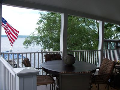 Photo for 4BR Cottage Vacation Rental in Romulus, New York