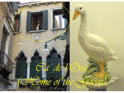 Photo for A jewel in the heart of Venice, elegant, fully  renovated in 2013