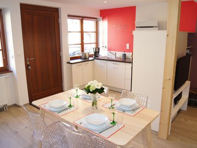 Photo for 2BR Apartment Vacation Rental in Rosheim, Grand Est