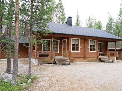 Photo for Vacation home Aslakit a in Kittilä - 6 persons, 2 bedrooms