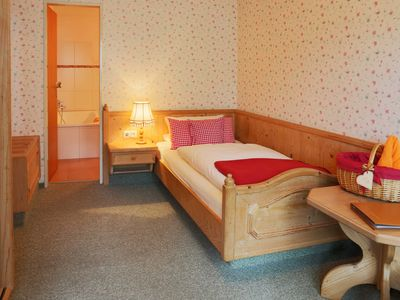 Photo for Single room, 1 person - Mountain hotel Eck