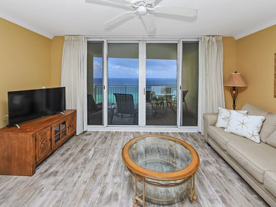 Photo for BEACHFRONT UNIT! OPEN 8/24-30! COMFORTABLY SLEEPS 8!