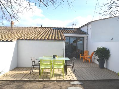 Photo for ATELIER DES MOULINS, renovated house of 57 m² for 5/6 people