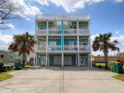 Photo for SeaRenity Now: A Pet friendly 4 Bedroom Duplex within Close Proximity to the Beach and the Pier.