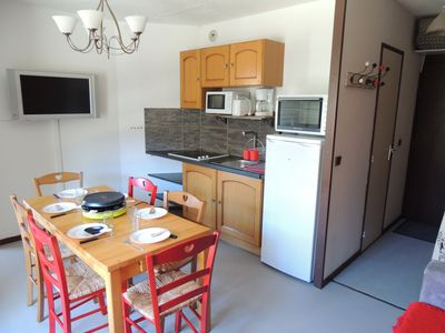 Photo for 1BR Apartment Vacation Rental in Les Deux Alpes, Isère