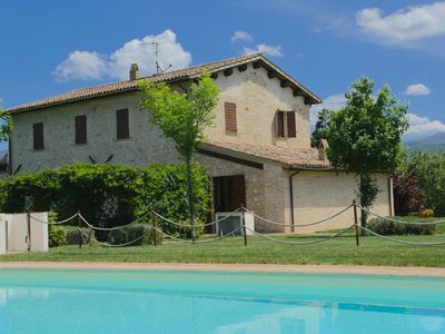 Photo for Luxury Holiday Home in Foligno with Swimming Pool