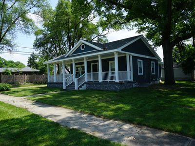 Photo for New! 3 blocks from ND campus, dining and shopping! 4 BR/2 Bath - Sleeps 10