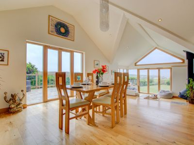 Photo for Vacation home Farmlans in Wadebridge - Padstow - 6 persons, 3 bedrooms