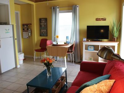 Photo for Sunset Inn & Cottages- Stone's Throw- 2 bedrooms/2 bathrooms