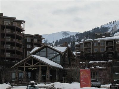 Photo for 2BR/2BA  Ski-in~Out 5 Star Luxury Condo - Mtn Views! - No Resort/Cleaning Fees!