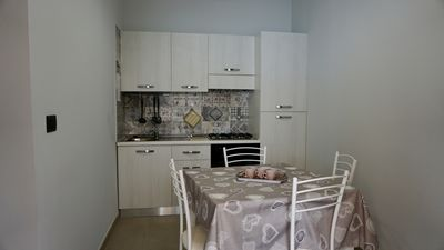 Photo for Two-room apartment in Torre Lapillo, just renovated